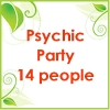 Psychic Party (14 guests)