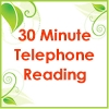 Telephone Reading (30min)